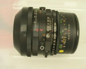Mamiya RB67 -Sekor C f/1:4.5 180mm macro lens