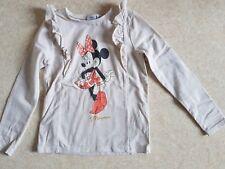 Tee-shirt manches longues Minnie 5 ans Tbe