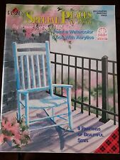 Special Places to Paint by Louise Jackson Decorative Painting 9650 Plaid