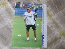 David Beckham 2003 Inglaterra leyenda del fútbol 1st Entrenamiento Real Madrid Foto De Prensa