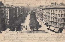 Postkarte - Wien / Kärnthner-Ring