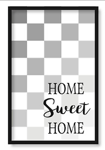 Home Sweet Home Wall Art Home Bedroom Kitchen Prints Cooking Bathroom Poster H1