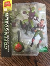 Marvel Select Green Goblin Figure New In Box Sealed