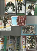 1990-2006 ARIZONA COYOTES HOCKEY 200+   CARD LOT
