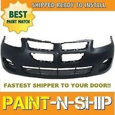 Fits 2004 2005 2006 Dodge Stratus Sedan W/o Fog Front Bumper Painted (CH1000407)