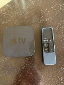 AppleTV Model A1842 4K 32GB Wi-Fi Ethernet - Black
