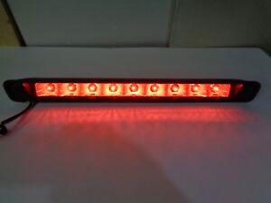2001-2004 PATHFINDER INFINITI QX4 THIRD BRAKE LIGHT OEM STOP LAMP HIGH MOUNT