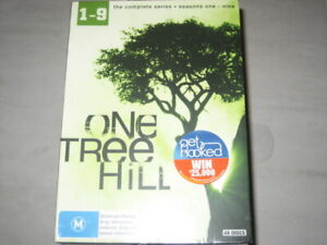 ONE TREE HILL complete series seasons 1-9 DVD R4 NEW/SEALED