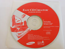 Roxio Easy CD Creator 5 Standard Suite of programs on CD-ROM
