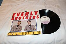The Everly Brothers Import LP-EVERLY BROTHERS GREATEST HITS STEREO