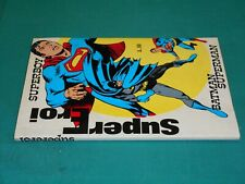 SUPEREROI Raccolta SUPERBOY BATMAN SUPERMAN Williams Inteuropa 1974 - ECCELLENTE