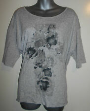 George Hip Length Stretch Floral Tops & Shirts for Women