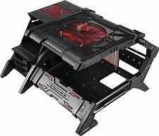 AeroCool PC Open Case STRIKE-X-AIR Gaming PC Case Excellent Cooling Performance