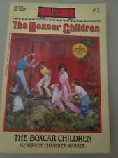 The Boxcar Children Box Mystery Lot of 6 Books #1,4,20,26,27,90 Gertrude Warner
