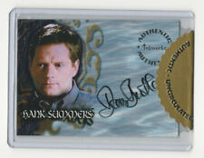 Dean Butler as Hank Buffy The Vampire Slayer Season 6 Autograph Auto Card #A30