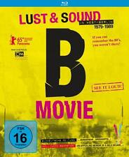 B-MOVIE Lust & Sound Blu-Ray Mark Reeder Die Ärzte Annette Humpe 1979-1989 * NEU