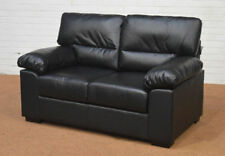 Leather Double Sofas
