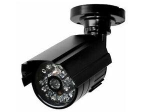 Dummy Security Camera - Dummy CCTV Camera + Nght Effect LEDs