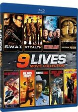 9 Lives Movie Collection [New Blu-ray]