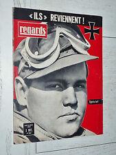 REGARDS N°460 1960 WEHRMACHT BUNDESWEHR OTAN GUINEE GAULLISME SACHA DISTEL