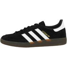 adidas Originals Handball Spezial Hallenschuhe für Herren - Core Black/Cloud White/Gum5, EU 44