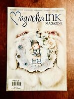 Magnolia Ink Magazine #6 2012 Cover Picture: Mae