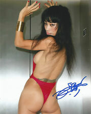 Bai Ling Signed 10x8 Photo With Proof AFTAL