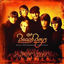 THE BEACH BOYS WITH THE ROYAL PHILHARMONIC ORCHESTRA CD (2018)