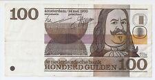Netherlands 100 gulden 1970 Michiel Adriaensz de Ruyter