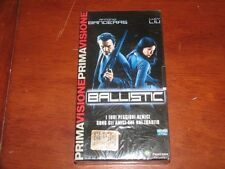 BALLISTIC di Kaos  PANORAMA EAGLE PICTURES 2002  VHS CARTONATA NEW
