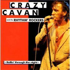 CD Crazy Cavan 'n' The Rhythm Rockers -Rollin' Through The Night - TED -  SEALED