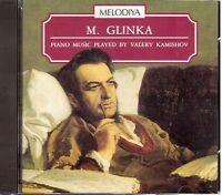 Glinka: Musik Für Klavier / Valery Kamishov - CD