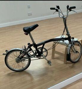 Brompton Folding Bike M31