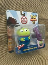 New ThinkWay Disney Toy Story 4 Electronic Music Light Spinning Space Alien