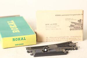 Rokal Tt Modello Tracce 00162 Deviatoio Manuale SX Profilo Concavo (187542)