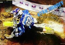 OAKLEY 2007 RYAN DUNGEY MOTO-X promotional poster Flawless NEW old stock