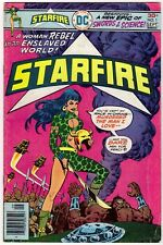STARFIRE #1 Origin & First Appearance of Starfire Siren of Sword and Science F+