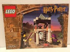 LEGO 4702 Harry Potter Philosophers Stone Final Challenge 100% Complete -no box