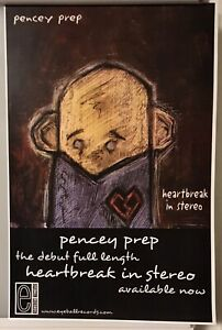 """Vintage Pencey Prep """"My Chemical Romance"""" Poster 11X17"""
