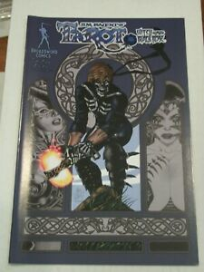 Broadsword Comics TAROT WITCH OF THE BLACK ROSE #66 (2011) A Cover