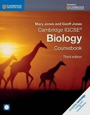 Cambridge International IGCSE. Cambridge IGCSE (R) Biology Coursebook with CD-RO