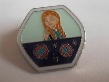 Disney's Anna From Frozen Hidden Mickey Pin Badge