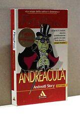 ANDREACULA - Forattini [Libro, Mondadori edit.]