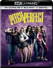 Pitch Perfect [New 4K UHD Blu-ray] With Blu-Ray, 4K Mastering, 2 Pack
