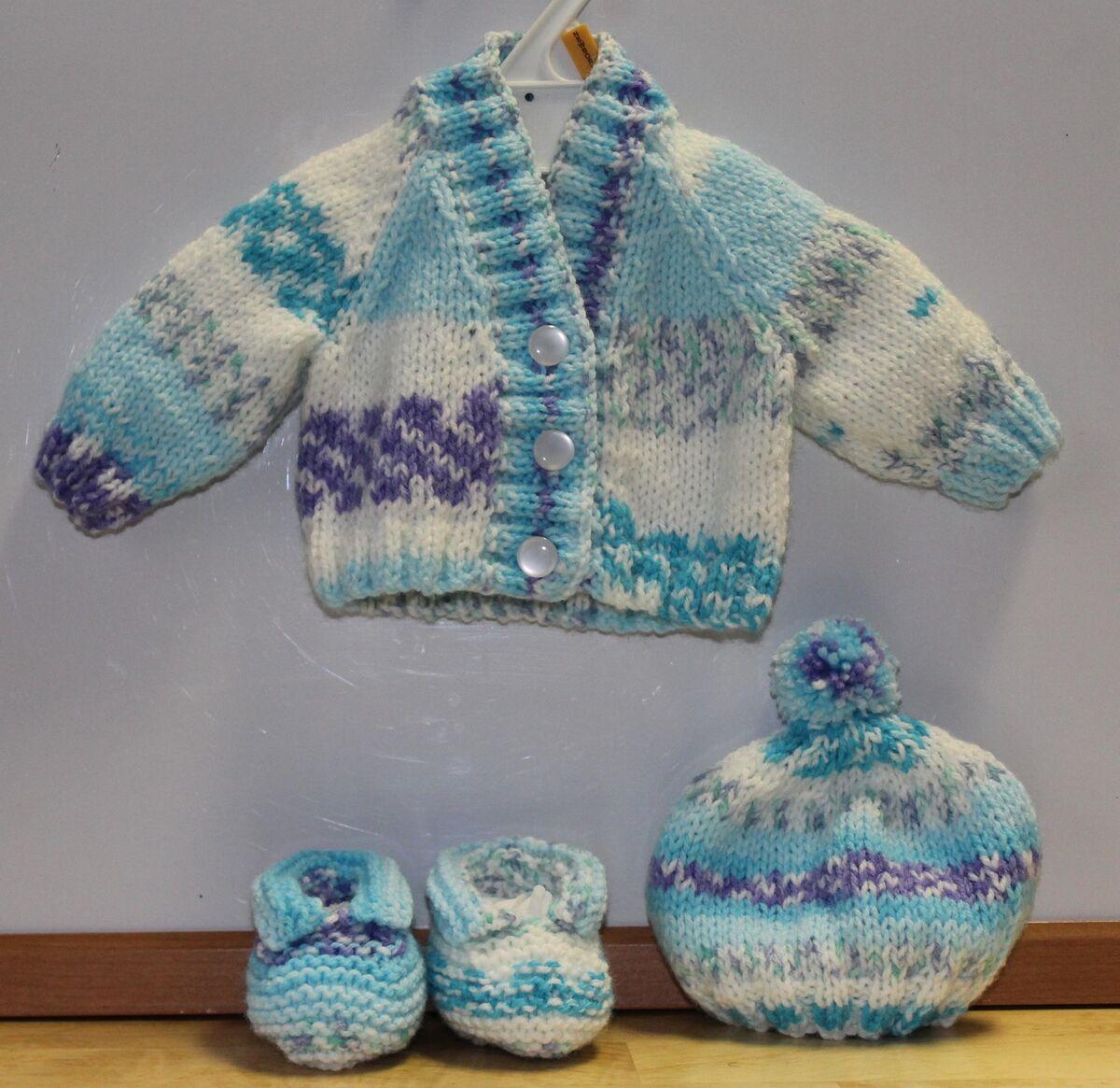 Designer Knitwear & Baby Clothes