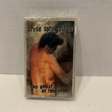 New Cassette Tape Bruce Springsteen - The Ghost Of Tom Joad 1995 - Sealed