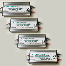 4X30W Led Driver Transformer Power Supply Waterproof 110V~240V Power Supply IP65