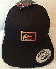 Quiksilver Men's Barked Snapback Hat