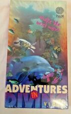 New listing Padi Advanced Open Water Vhs Video New