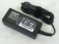 Véritable Original Toshiba 19V 1.58A 30W AC Adaptateur Alimentation PSU